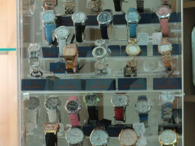 esposizione orologi