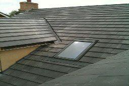 Re-roof including Dormer after