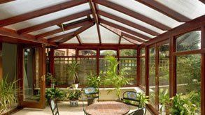 Patio and conservatory cleaning
