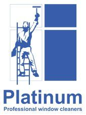 Platinum Professional Window Cleaning logo