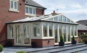 Quality conservatory cleaning