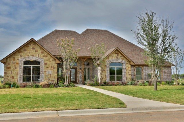 Luxury Home Builder Abilene, TX