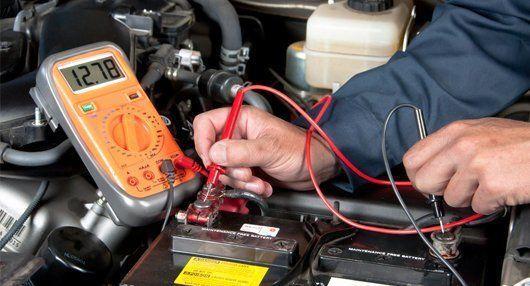 Advanced car diagnostics