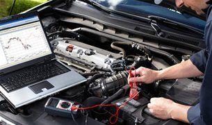 Advanced diagnostics of cars