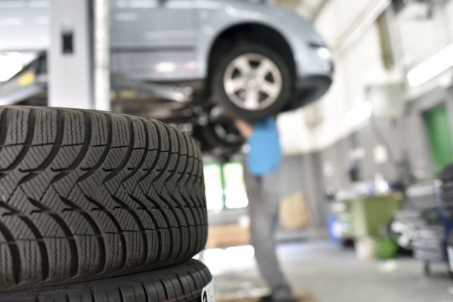 tyre fitting services