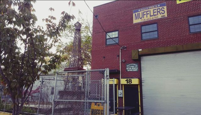Muffler and Auto Repair Shop - Staten Island, NY - Half
