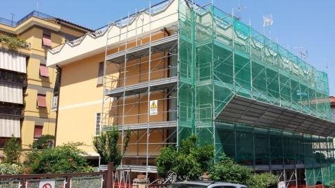 ristrutturazione di edificio civile
