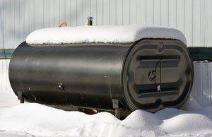 Fuel storage design