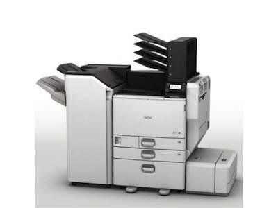 stampante a colori Aficio SP C830DN