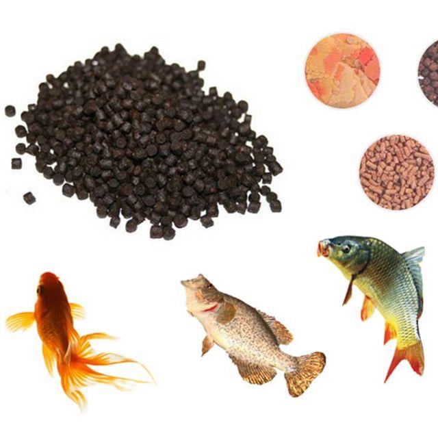 Fish Food & Extrusion