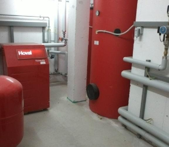 Thermohydraulische Anlagen