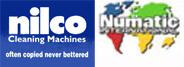 nilco Numatic logo