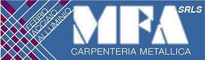 M.F.A. LAVORAZIONI METALLICHE E SERRAMENTI logo