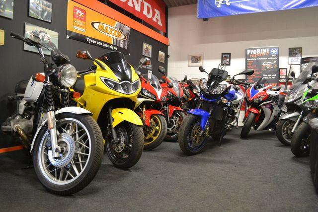 Probike Repairs Motorcycle Garage