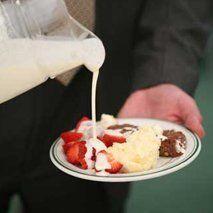 Efficient corporate catering