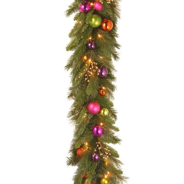 Garland Lit Mini Ornament Deco - Add Trimmings To Your House Harrow's Serving Long Island & Paramus, NJ