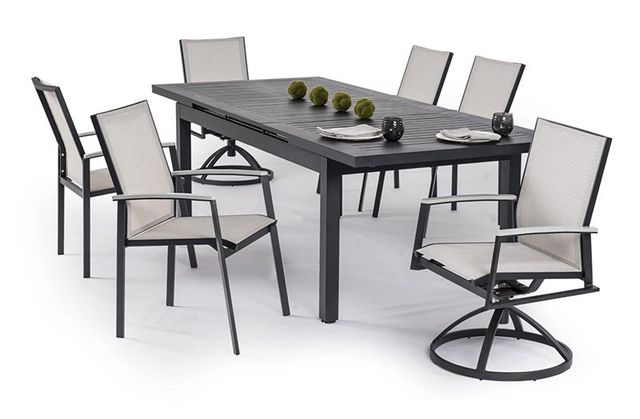 High Quality Aluminum Patio Sets Harrow S Serving Long Island