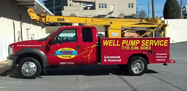 Well Pump Services and Repairs in Gainesville, GA | Billy