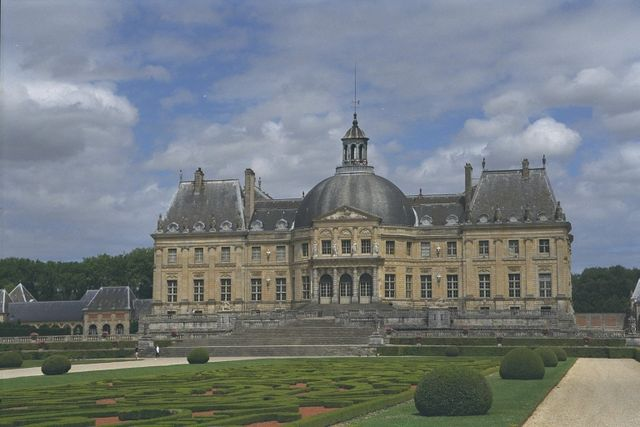 Chateau Vaux Le Vicomte, as seen in 1979's Moonraker
