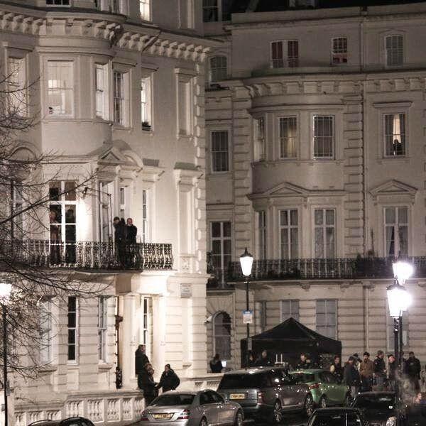 1, Stanley Crescent, London, UK