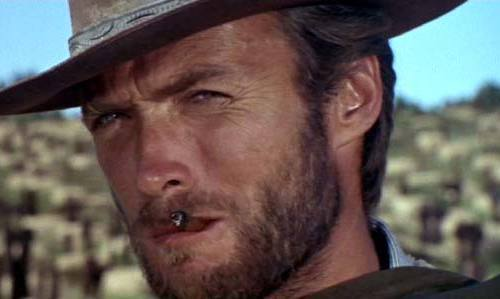 Clint Eastwood in The Good, The Bad & The Ugly