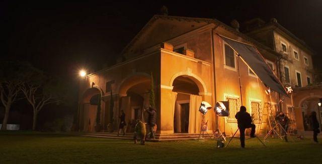 SPECTRE filming underway at Villa di Fiorano