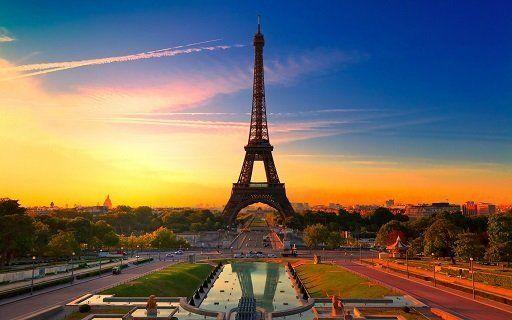 Paris' Eiffeltower