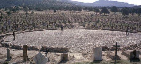 Sad Hill Cemetery, near Covarrubias