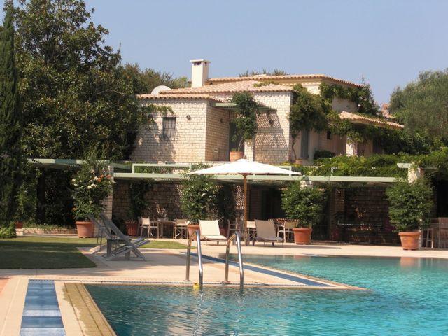Villa Sylva in Corfu