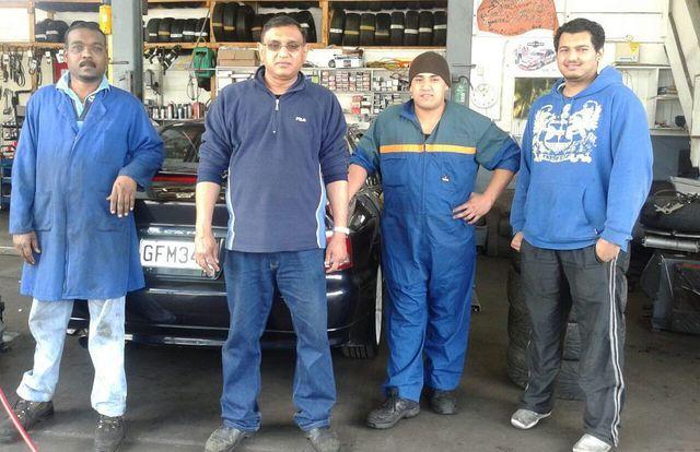 a mechanical repair team in Auckland