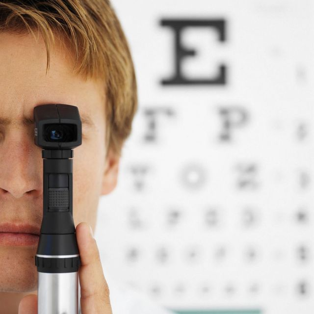 Eye exam in Palmerston North
