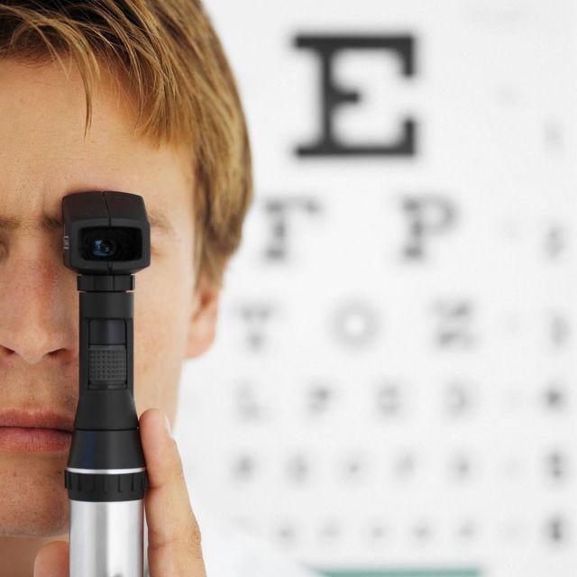Eye exam in Palmerston North