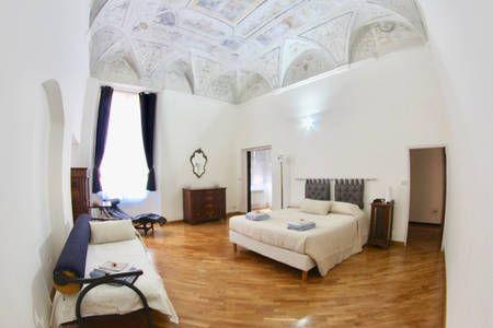 Camera Da Letto Matrimoniale A Genova.Appartamento Per Gruppi Genova Ge Villa Bracelli Del 500