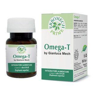 omega T in una bocetta e con scatola vicina