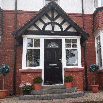 scarborough double glazed front door