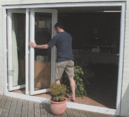 double glazed byfold doors scarborough