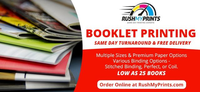 Full Color Printing Services Northern California Rush My Prints