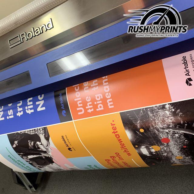 Printing San Francisco Rushmyprints Same Day Printer