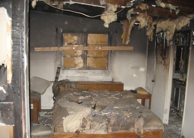 fire damage removal, fire damage remediation