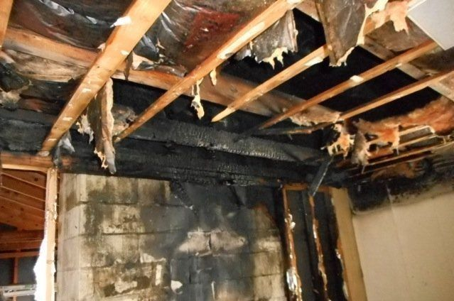 fire damage and restoration