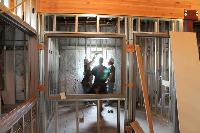 building construction, remodeling and home repairs