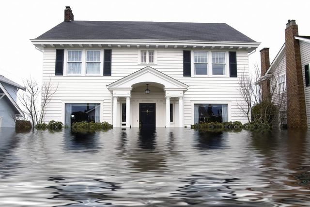 flood damage, water damage removal,