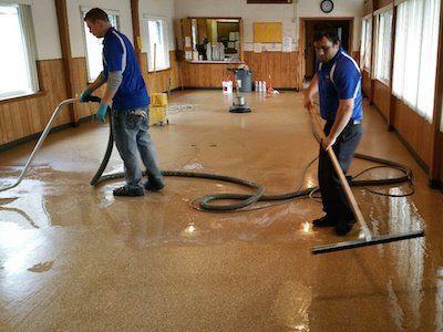 Flood Damage, water damage restoration, water extraction