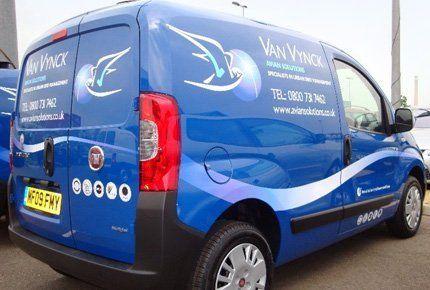 vehicle branding specialists