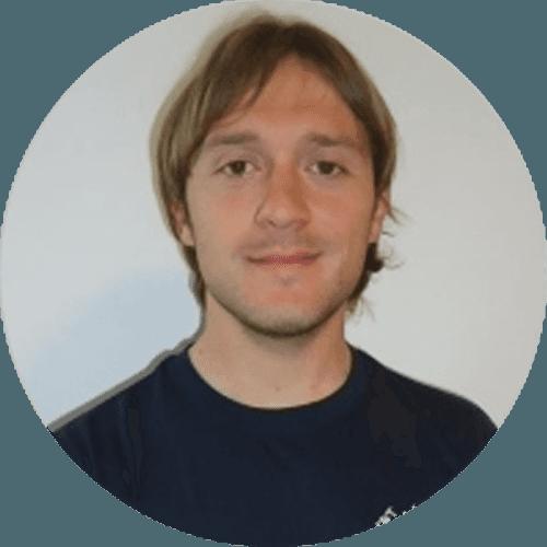 Personal trainer Massimo Miressi