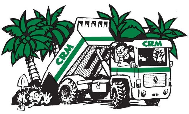 cairns raw materials truck logo