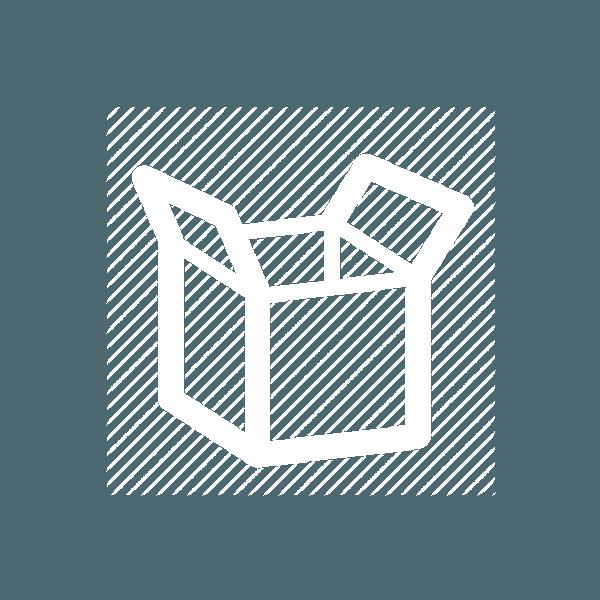 Icona scatola