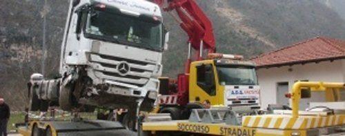 soccorso stradale per camion
