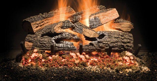 gas log servicing