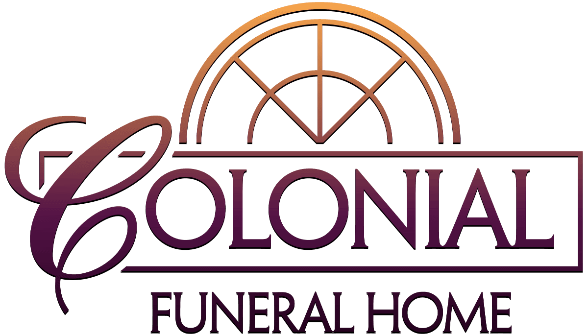 Staten Island Funeral Home Colonial Logo